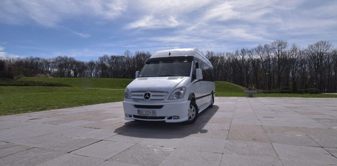 Mercedes Sprinter 8