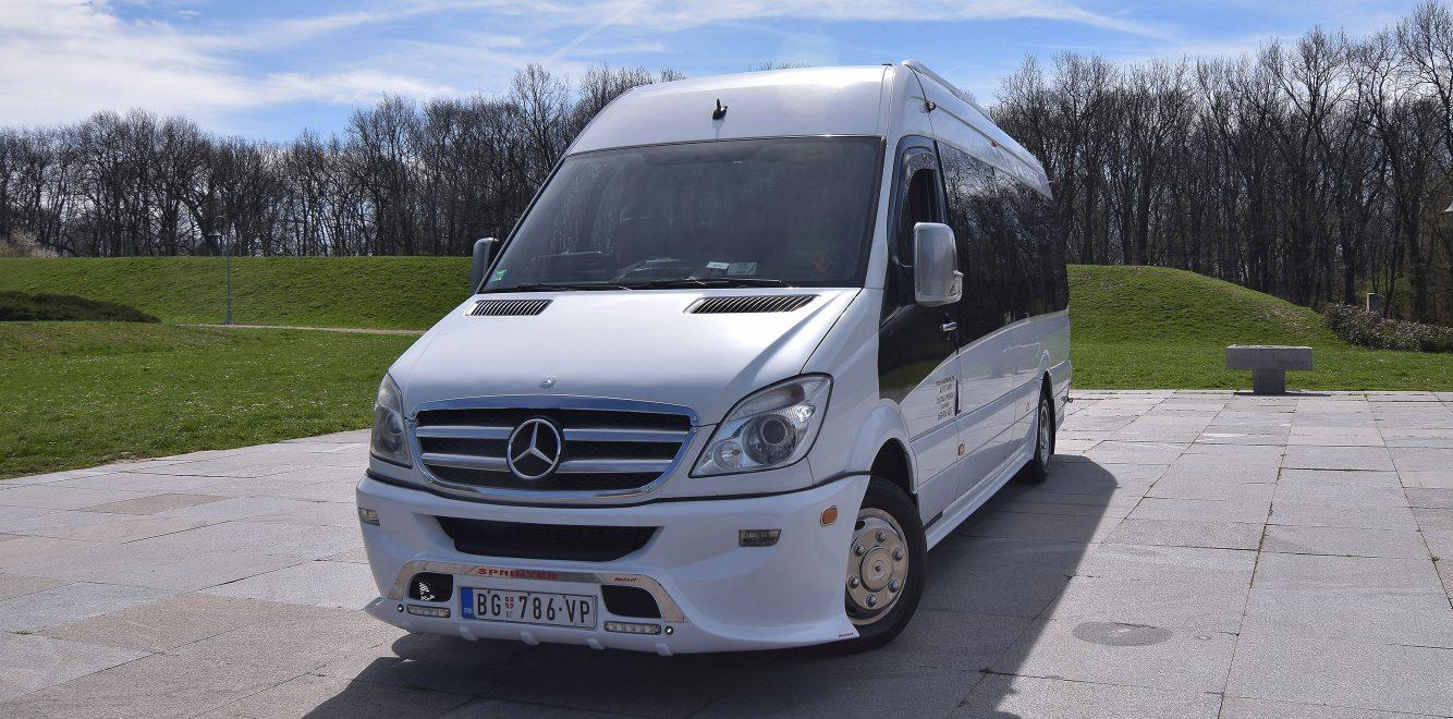 Mercedes Sprinter 20