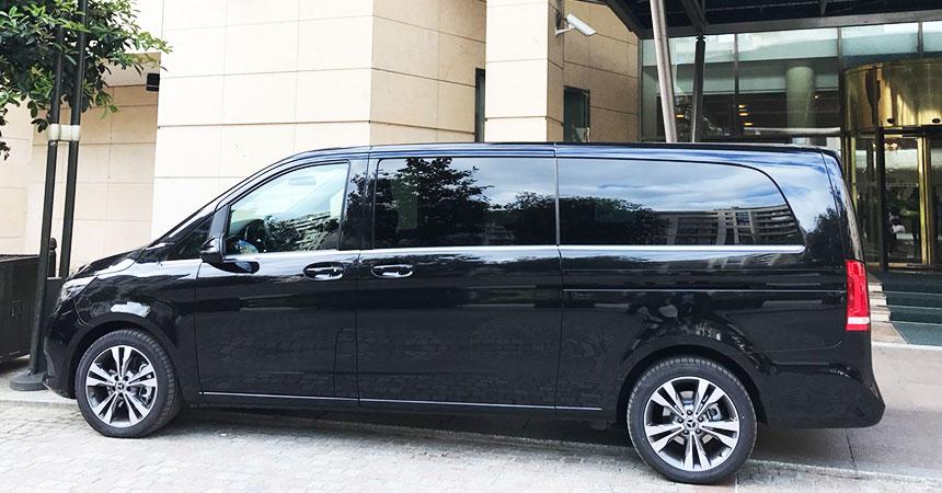 Iznajmljivanje limuzine za prevoz do i od hotela
