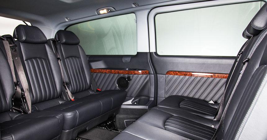 Putnički kombi sa vozačem – 4 prednosti