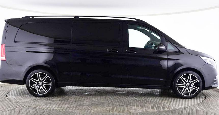 Zašto su dobra zatamnjena stakla na luksuznoj limuzini?