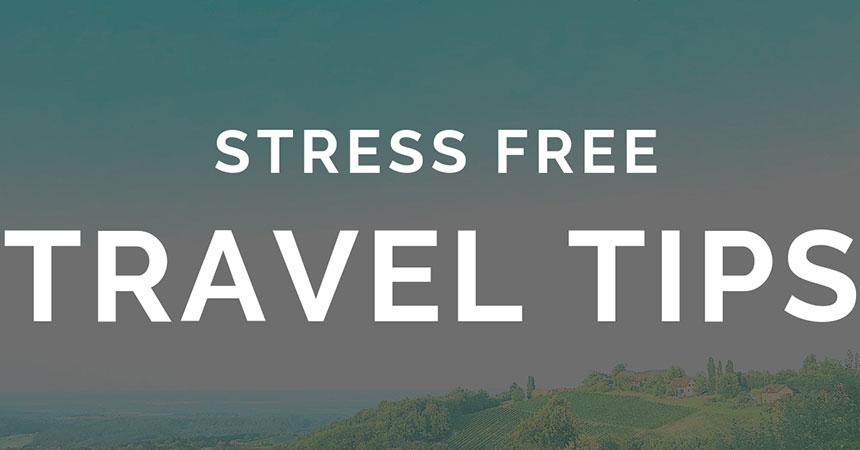 Oslobodite se stresa na putovanju!