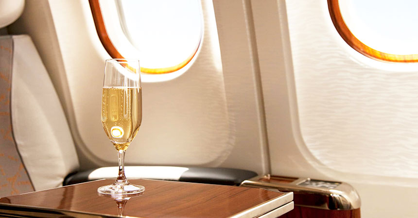 Pripremite se za putovanje avionom