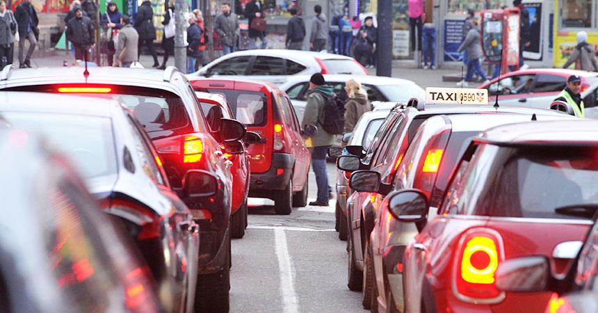 Kako izbeći gužve u saobraćaju