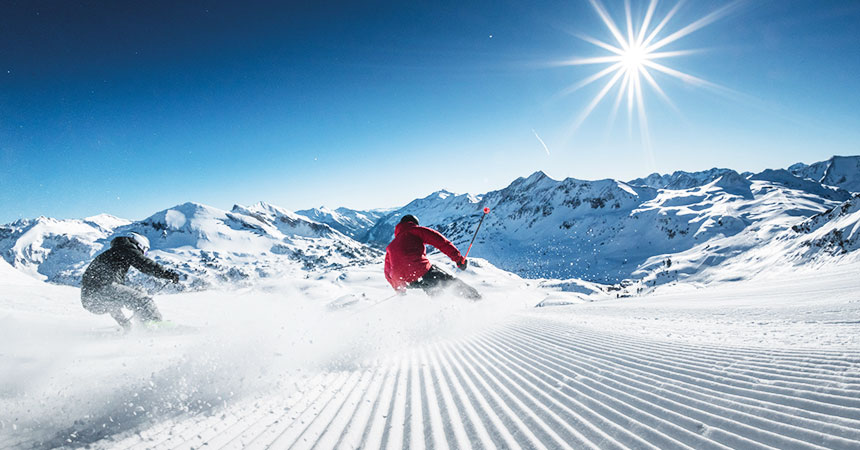 Iznajmite kombi sa vozačem za skijanje