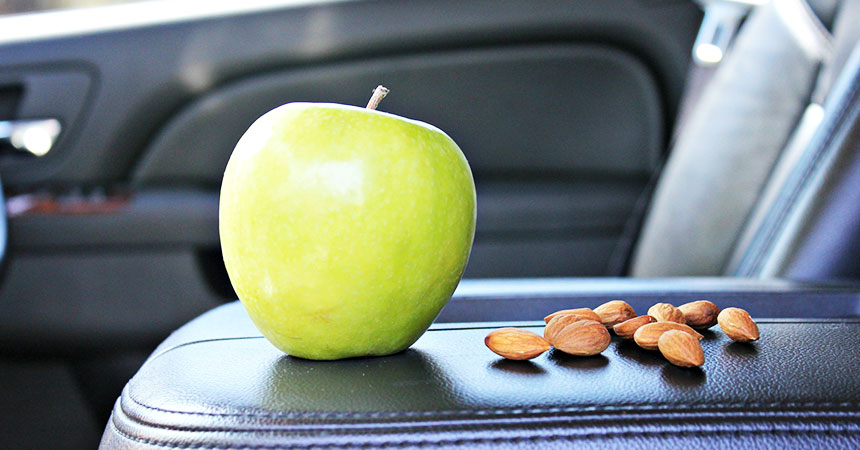 Šta jesti tokom putovanja?