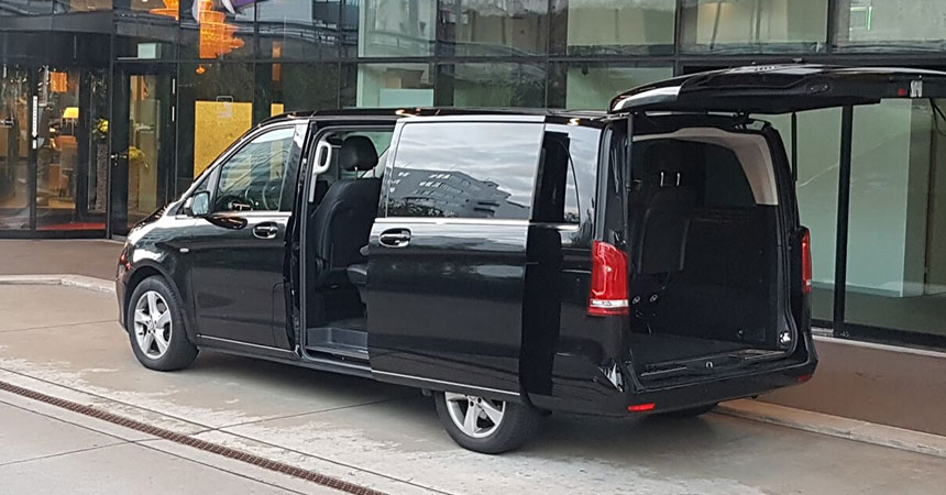 Iznajmite lux vozilo za seminar
