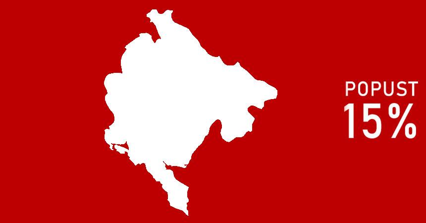Crna Gora otvorila granice sa Srbijom – uz Luxury transport ekspresno na more!