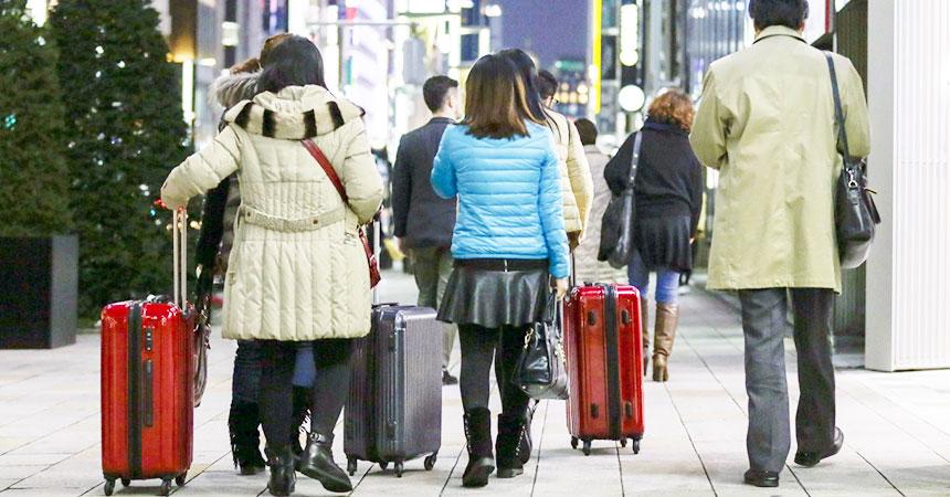 Uživajte na putovanju – nemojte vući torbu sa sobom