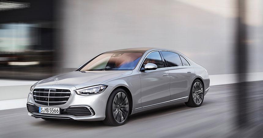 Nova Mercedes S klasa