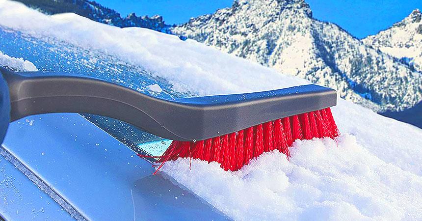 Zimske čarolije – vožnja po snegu