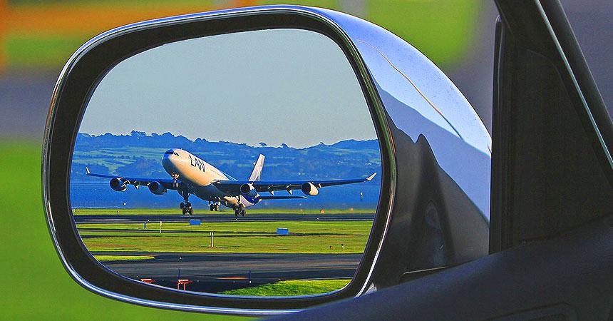 Avion ili kombi – šta je brže?